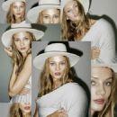 Anna Selezneva - Elle Magazine Pictorial [Russia] (February 2018) - 454 x 515