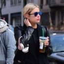 Ashley Benson – Going to Starbucks After a Boxing Workout Session in NY February 2, 2017 - 454 x 538