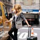 Katherine McNamara – Out in Midtown, NY - 454 x 681