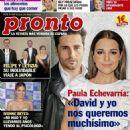 David Bustamante and Paula Echevarria - 454 x 642
