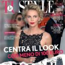 Charlize Theron - Tu Style Magazine Cover [Italy] (6 October 2014)