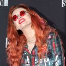 Bella Thorne – Knott's Scary Farm Celebrity Night  Photocall in Buena Park