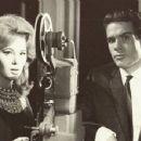 Jill St. John and Warren Beatty