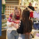 Iskra Lawrence – Hosts American Eagle Fashion launch in Las Vegas