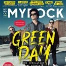 Green Day - My Rock Magazine Cover [France] (November 2016)