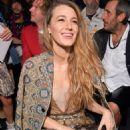 Blake Lively – Christian Dior Fashion Show in Paris