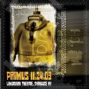 Primus - 2003-11-24: The Landmark Theater, Syracuse, NY, USA