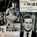 Rock Hudson - Movie Life Magazine Pictorial [United States] (June 1958) - 454 x 311