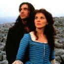 Juliette Binoche and Ralph Fiennes