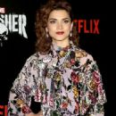 Amber Rose Revah – 'The Punisher' TV show Premiere in New York November 7, 2017