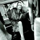 Jerry Hall - Vogue Magazine Pictorial [Italy] (September 1990)
