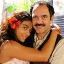 Juliana Paes and Humberto Martins