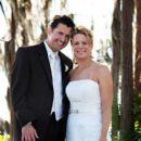 Annika Sorenstam and Mike McGee
