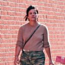 Lily Allen with Sam Cooper – Out in Chelsea