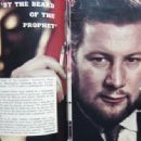 Peter Ustinov - TV Guide Magazine Pictorial [United States] (3 May 1958) - 454 x 334