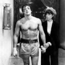 Talia Shire and Sylvester Stallone