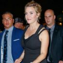 Kate Winslet – Seen arriving at Times Talk in New York - 454 x 573