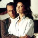 Bruce Willis and Jane March