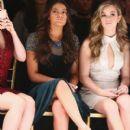 Bethany Mota - Sherri Hill - Front Row - February 2017 - New York Fashion Week - 400 x 600