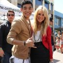 Roshon Fegan and Chelsie Hightower - 385 x 594