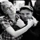 Hayley Williams and Chad Gilbert - 454 x 244