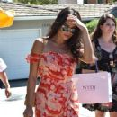 Shay Mitchell – Arriving to The in Style Gifting Suite in Brentwood - 454 x 608