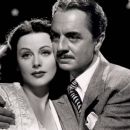 William Powell and Hedy Lamarr
