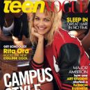 Rita Ora - Teen Vogue Magazine Pictorial [United States] (November 2014)