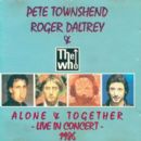 Alone & Together Live In Concert 1986