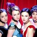 Jodhi May, Keeley Hawes, Rachael Stirling, and Anna Chancellor.