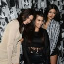 Kourtney Kardashian Opening Ceremony Calvin Klein Jeans Denim Series Celebration Launch In La