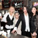 Paul Stanley and Erin Sutton attend Crustacean Beverly Hills Hosts 'An Iconic Affair' In Celebration Of Its 20th Anniversary & Grand Reopening - 454 x 365