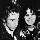 Joan Jett and Johnny Rotten