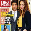 Eva Gonzalez and Cayetano Rivera - 454 x 598