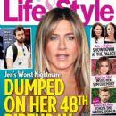 Jennifer Aniston and Justin Theroux - Life & Style Magazine Cover [United States] (27 February 2017)