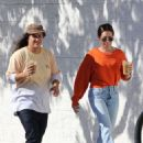 Ashley Tisdale – Out with a friend in Los Angeles - 454 x 681