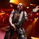 Kerry King performs  at The Theater at Madison Square Garden on July 27, 2017 in New York City - 454 x 365