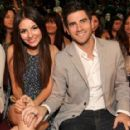 Victoria Justice and Ryan Rottman [2013]