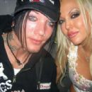 Dj Ashba and Tiffany Holliday