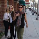 Neve Campbell Out and About In Beverly Hills