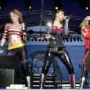The Pussycat Dolls - The Big Dance Free Concert In Detroit, Michigan 2009-04-04