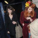 Gemma Arterton - Out At Night In London - Feb 24 2010