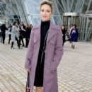 Dianna Agron: attends the Louis Vuitton show as part of the Paris Fashion Week Womenswear Fall/Winter 2015/2016