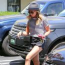 Ashley Tisdale: Coming to Earth Bar in West Hollywood