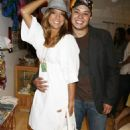 Eva LaRue - Menemsha, The Official Eco-friendly Boutique Grand Opening 2007-09-25