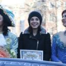 Mila Kunis – Hasty Pudding Theatricals Honors Mila Kunis as 2018 Woman Of The Year in Cambridge - 454 x 303