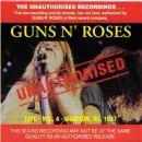 Guns N' Roses - Live Vol. 4