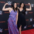 Brie and Nikki Bella – WWE FYC Event in Los Angeles - 454 x 586