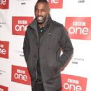 Idris Elba-November 12, 2015-'Luther' Photocall