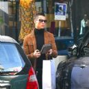 Cristiano Ronaldo splashes the cash on Valentine's Day as the Real Madrid star treats girlfriend Georgina Rodriguez during a shopping trip - 454 x 499